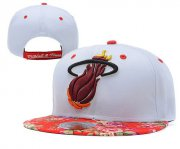 Wholesale Cheap Miami Heat Snapbacks YD061