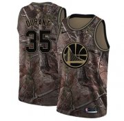 Wholesale Cheap Nike Golden State Warriors #35 Kevin Durant Camo NBA Swingman Realtree Collection Jersey