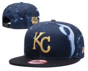 Wholesale Cheap Kansas City Royals Snapback Ajustable Cap Hat GS 3