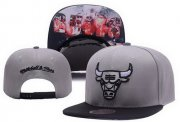 Wholesale Cheap NBA Chicago Bulls Snapback Ajustable Cap Hat XDF 03-13_55
