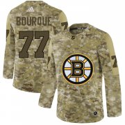 Wholesale Cheap Adidas Bruins #77 Ray Bourque Camo Authentic Stitched NHL Jersey