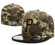 Wholesale Cheap MLB Pittsburgh Pirates Snapback Ajustable Cap Hat LX