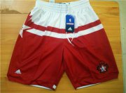 Wholesale Cheap Men's 2015 NBA Western All-Star Red Short