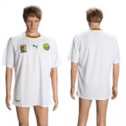 Wholesale Cheap Cameroon Blank Away Soccer Country Jersey