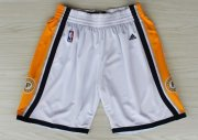 Wholesale Cheap Indiana Pacers White Short