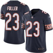 Wholesale Cheap Nike Bears #23 Kyle Fuller Navy Blue Team Color Youth Stitched NFL Vapor Untouchable Limited Jersey