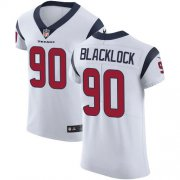 Wholesale Cheap Nike Texans #90 Ross Blacklock White Men's Stitched NFL New Elite Jersey