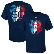 Wholesale Cheap Ottawa Senators Reebok Primary Logo T-Shirt Red