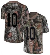 Wholesale Cheap Nike Packers #10 Darrius Shepherd Camo Men's Stitched NFL Limited Rush Realtree Jersey
