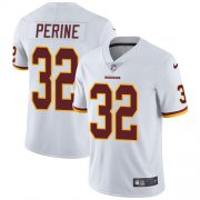 Wholesale Cheap Nike Redskins #32 Samaje Perine White Youth Stitched NFL Vapor Untouchable Limited Jersey