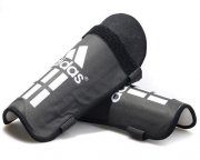 Wholesale Cheap Adidas Soccer Shin Guards Black
