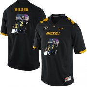 Wholesale Cheap Missouri Tigers 2 Micah Wilson Black Nike Fashion College Football Jersey