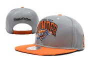 Wholesale Cheap Oklahoma City Thunder Snapbacks YD019