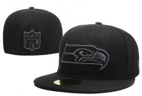 Wholesale Cheap Seattle Seahawks fitted hats 06