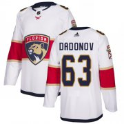 Wholesale Cheap Adidas Panthers #63 Evgenii Dadonov White Road Authentic Stitched Youth NHL Jersey