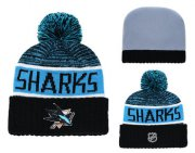 Wholesale Cheap NHL SAN JOSE SHARKS Beanies