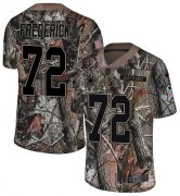 Wholesale Cheap Nike Cowboys #72 Travis Frederick Camo Men's Stitched NFL Limited Rush Realtree Jersey
