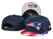 Wholesale Cheap Patriots Team Logo Navy Adjustable Hat SF