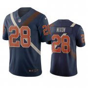 Wholesale Cheap Cincinnati Bengals #28 Joe Mixon Navy Vapor Limited City Edition NFL Jersey