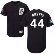 Wholesale Cheap Tigers #44 Daniel Norris Navy Blue Flexbase Authentic Collection Stitched MLB Jersey