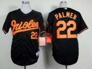 Wholesale Cheap Orioles #22 Jim Palmer Black Cool Base Stitched MLB Jersey