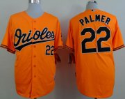 Wholesale Cheap Orioles #22 Jim Palmer Orange Cool Base Stitched MLB Jersey