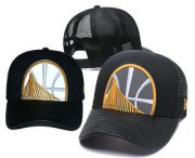 Wholesale Cheap Golden State Warriors Snapback Ajustable Cap Hat 7