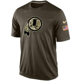 Wholesale Men\'s Washington Redskins Salute To Service Nike Dri-FIT T-Shirt