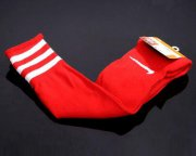 Wholesale Cheap Nike Soccer Football Sock Red