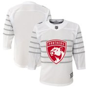 Wholesale Cheap Youth Florida Panthers White 2020 NHL All-Star Game Premier Jersey