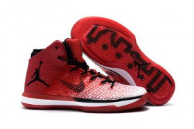 Wholesale Cheap Air Jordan 31 Chicago Red/Black-White