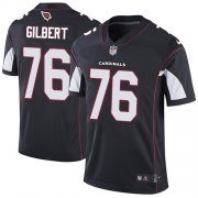Wholesale Cheap Nike Cardinals #76 Marcus Gilbert Black Alternate Youth Stitched NFL Vapor Untouchable Limited Jersey