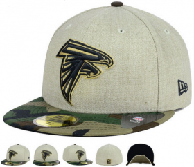 Wholesale Cheap Atlanta Falcons fitted hats 14