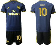 Wholesale Cheap Arsenal #10 Ozil Third Soccer Club Jersey