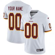 Wholesale Cheap Nike Washington Redskins Customized White Stitched Vapor Untouchable Limited Men's NFL Jersey