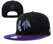 Wholesale Cheap Chicago Blackhawks Snapbacks YD023