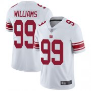 Wholesale Cheap Nike Giants #99 Leonard Williams White Men's Stitched NFL Vapor Untouchable Limited Jersey