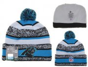 Wholesale Cheap Carolina Panthers Beanies YD003