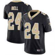 Wholesale Cheap Nike Saints #24 Vonn Bell Black Team Color Youth Stitched NFL Vapor Untouchable Limited Jersey