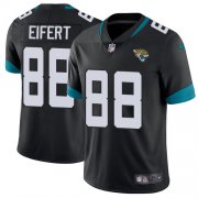 Wholesale Cheap Nike Jaguars #88 Tyler Eifert Black Team Color Men's Stitched NFL Vapor Untouchable Limited Jersey