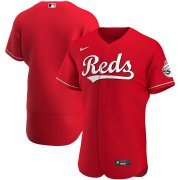Wholesale Cheap Cincinnati Reds Men's Nike Red Alternate 2020 Authentic MLB Jersey