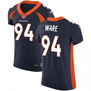 Wholesale Cheap Nike Broncos #94 DeMarcus Ware Navy Blue Alternate Men's Stitched NFL Vapor Untouchable Elite Jersey
