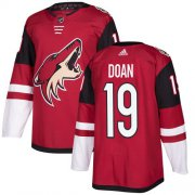 Wholesale Cheap Adidas Coyotes #19 Shane Doan Maroon Home Authentic Stitched Youth NHL Jersey