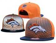 Wholesale Cheap NFL Denver Broncos Stitched Snapback Hats 127