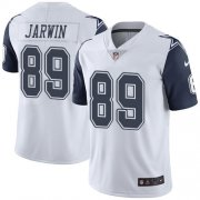 Wholesale Cheap Nike Cowboys #89 Blake Jarwin White Youth Stitched NFL Limited Rush Jersey