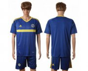 Wholesale Cheap Bosnia Herzegovina Blank Home Soccer Country Jersey