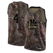 Wholesale Cheap Warriors #4 Quinn Cook Camo 2019 Finals Bound Basketball Swingman Realtree Collection Jersey