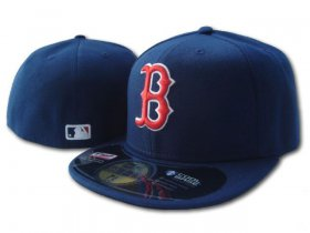 Wholesale Cheap Boston Red Sox fitted hats 06
