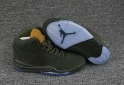 Wholesale Cheap Air Jordan 5 PRM Take Flight Deep Green/Tan