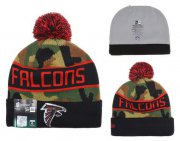Wholesale Cheap Atlanta Falcons Beanies YD009